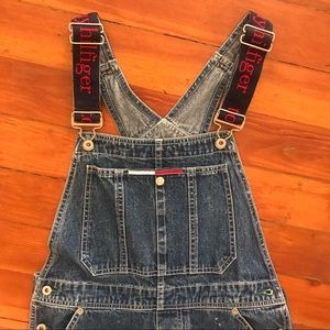 Vintage Tommy Hilfiger Small Overalls